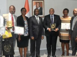 Prix d'excellence, Edition 2018 / l'état récompense les meilleures entreprises de transport routier