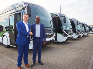 Bientôt de nouveaux autobus à gaz naturel en circulation à Abidjan