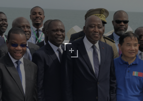 Port Autonome d`Abidjan : Inauguration du canal de Vridi élargi et approfondi