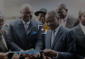 Transport lagunaire : Le Ministre Amadou Koné inaugure la gare de la Compagnie ivoirienne de transports lagunaire (Citrans) à Abatta
