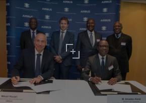 Industrie aéronautique / la Côte d'Ivoire signe un partenariat avec Airbus